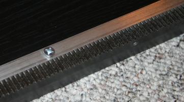 Rack Closeup